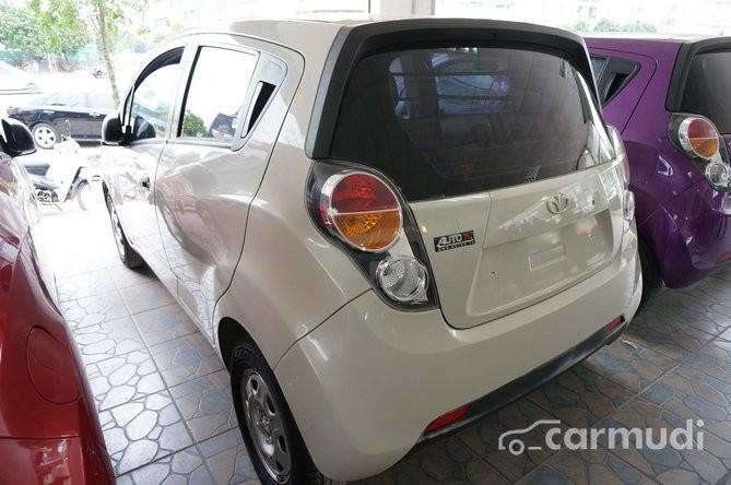 Bán Daewoo Matiz AT đời 2010, màu trắng tại Auto K