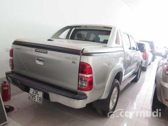 Toyota Hilux G MT 2013 bán tại An Phú Auto