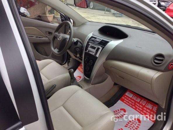 Bán Toyota Vios 1.5E MT 2011 đã đi 35000 km, giá 495tr