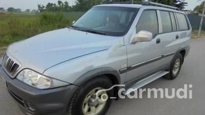 Bán ô tô Ssangyong Musso MT năm 2004 đã đi 60000 km, giá 212tr