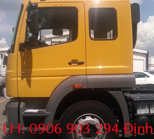 Bán xe tải Fuso 3 chân FJ24R, xe tải Fuso 3 chân (6x2) FJ 24 tấn trả góp, giá rẻ nhất