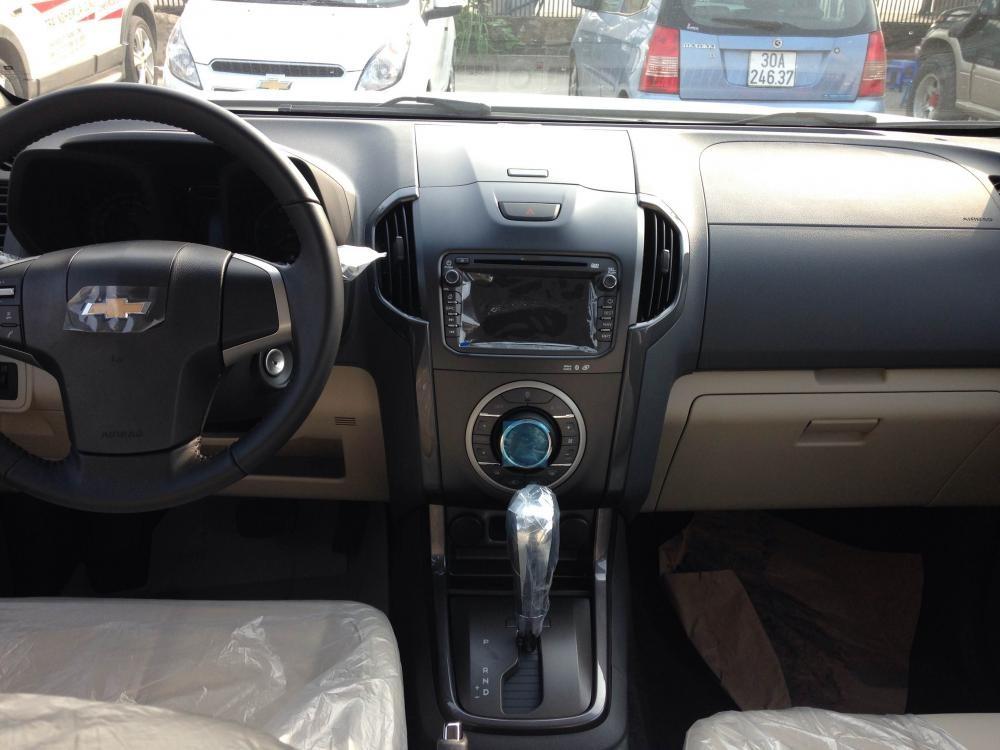 Bán ô tô Chevrolet Colorado  LTZ 2.8 AT, nhập khẩu nguyên chiếc, giá thỏa thuận, hỗ trợ trả góp 80%