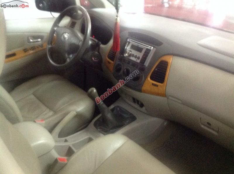 Bán xe Toyota Innova sản xuất 2011, màu bạc, giá chỉ 660 triệu