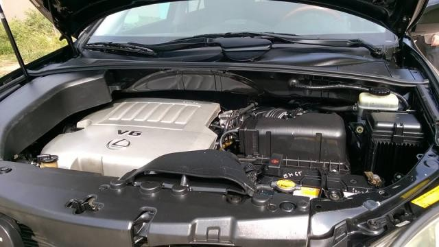 Cần bán gấp Lexus RX350 đời 2007, màu đen, nhập khẩu nguyên chiếc