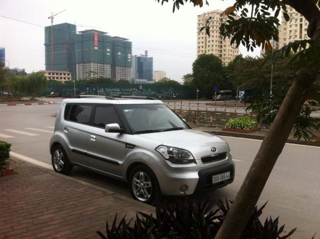 Cần bán xe Kia Soul đời 2009, nhập khẩu