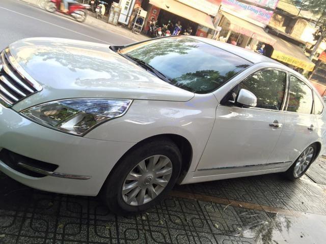 Xe Nissan Teana đời 2011, xe nhập, số tự động, giá chỉ 695 triệu bán
