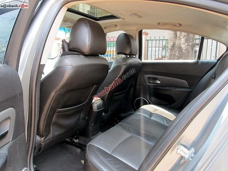 Xe Daewoo Lacetti CDX 1.6 AT 2009, nhập khẩu, như mới