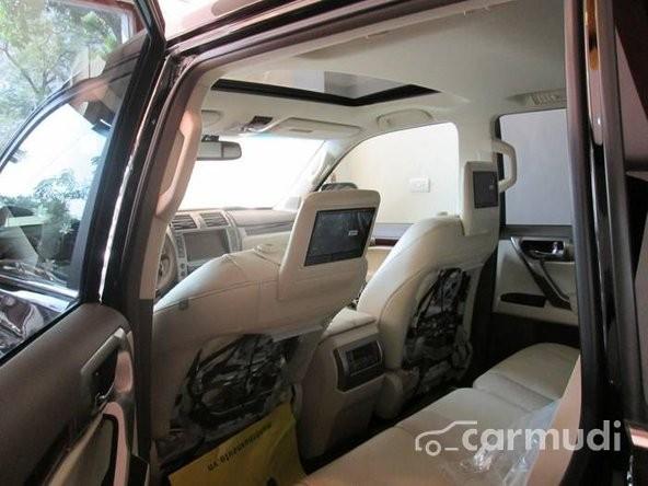 Cần bán gấp Lexus GX 460 AT 2014, màu đen, nhập khẩu, đã đi 2200 km
