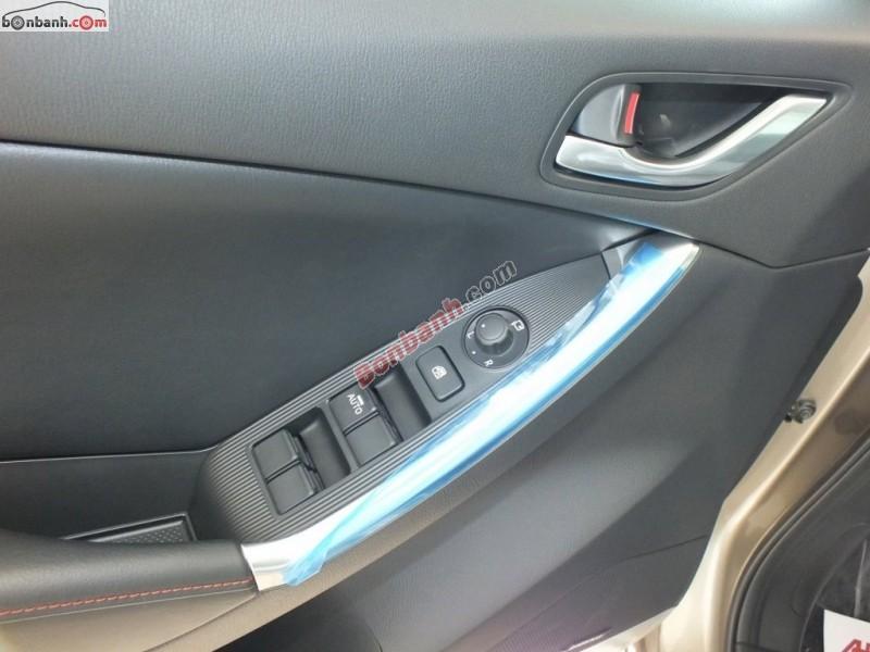 Bán xe Mazda CX 5 2.0 AT 2WD đời 2015, xe mới 100%
