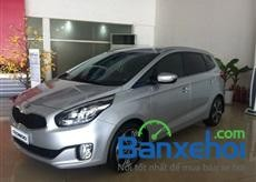 Cần bán xe Kia Rondo DAT đời 2015, màu bạc - LH ngay 0903557528