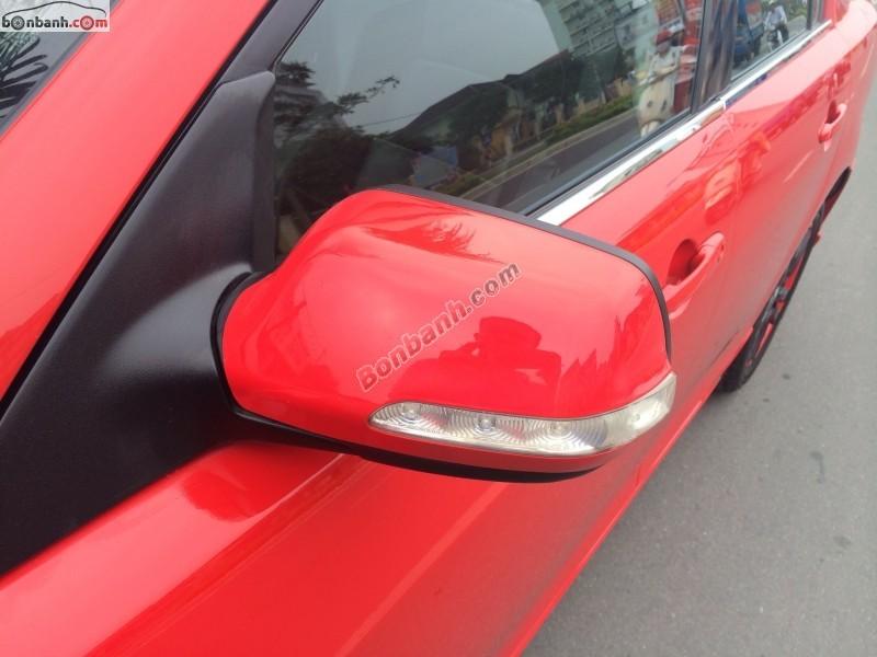 Cần bán xe Mazda 3 2.0S đời 2009, màu đỏ, nhập khẩu nguyên chiếc, giá chỉ 520 triệu