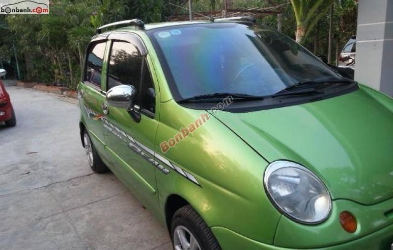 Cần bán Daewoo Matiz sản xuất 2003, 135 triệu