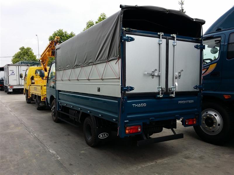 Bán ô tô Nâng tải Kia Frontier K165S đời 2016