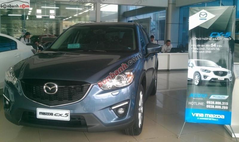 Bán Mazda CX 5 2WD đời 2014 - LH ngay 0933 806 012
