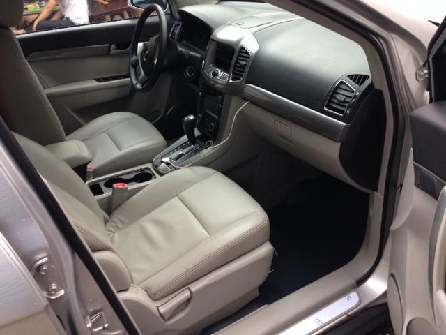 Cần bán Chevrolet Captiva đời 2013, số tự động