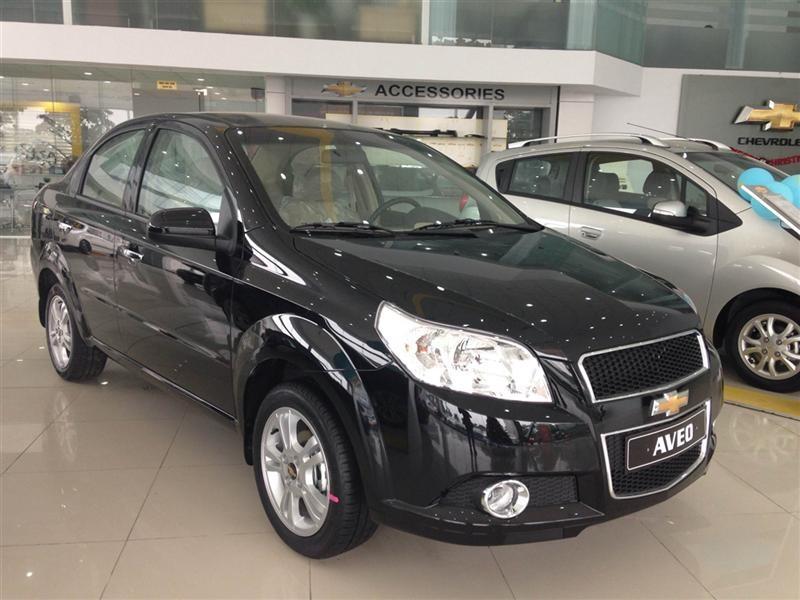 Bán ô tô Chevrolet Aveo LT đời 2016, hỗ trợ trả góp 80%, giá bán thỏa thuận