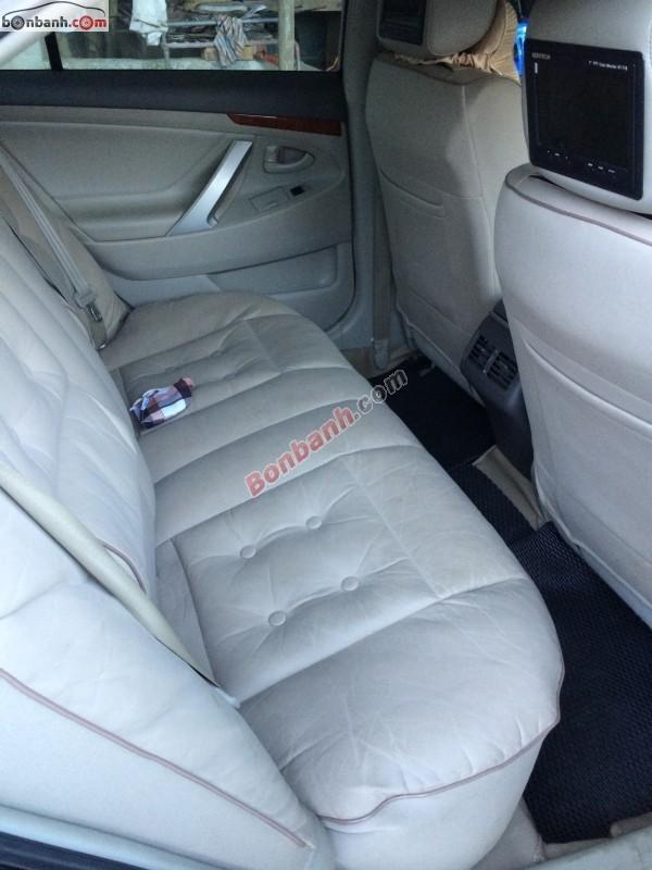 Chính chủ bán ô tô Toyota Camry đời 2011, màu đen, nhập khẩu, giá 920tr