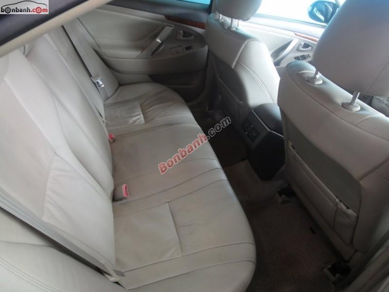 Việt Nhật Auto bán xe Toyota Camry năm 2008, màu đen, nhập khẩu chính hãng