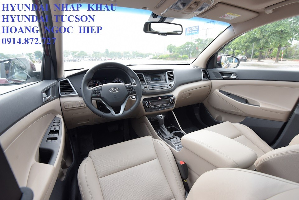 Xe Hyundai Tucson  2015