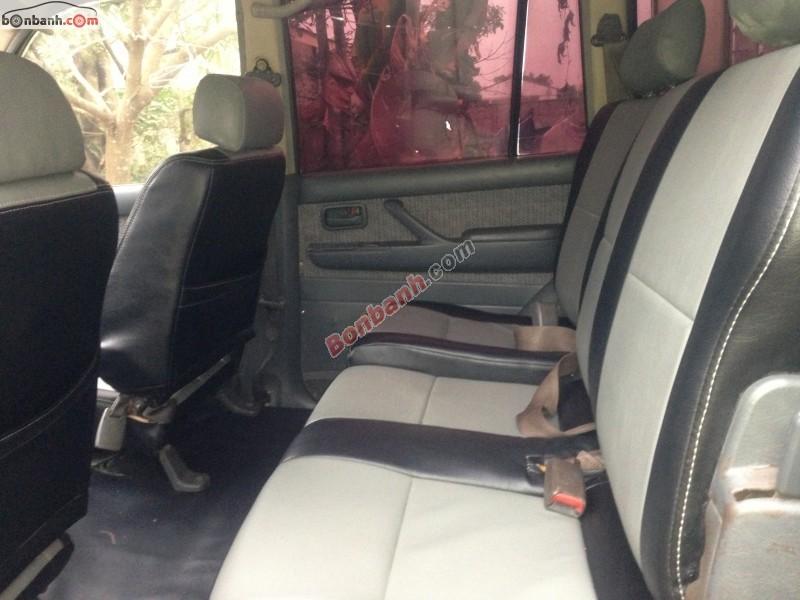 Cần bán xe Toyota Land Cruiser đời 1992, xe nhập