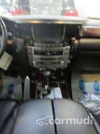 Bán xe Lexus LX 570 AT đời 2014, màu đen, xe nhập
