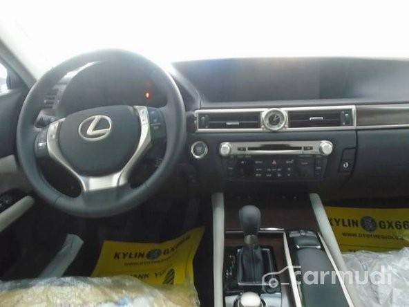 Xe Lexus GS 350 2013