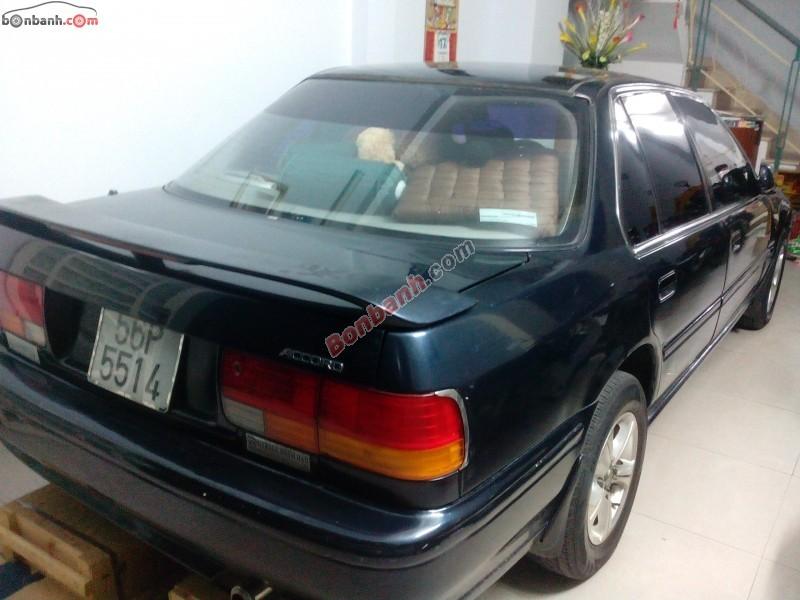 Bán xe Honda Accord cũ, nhập khẩu chính hãng, chính chủ