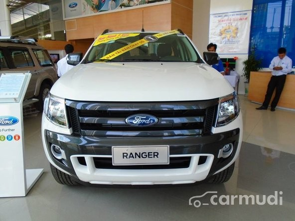 Xe Ford Ranger  3.2L 4x4 AT 2015