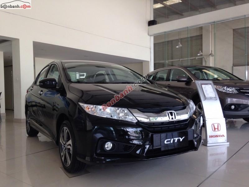Bán ô tô Honda City đời 2015, xe chất lượng giá 599tr