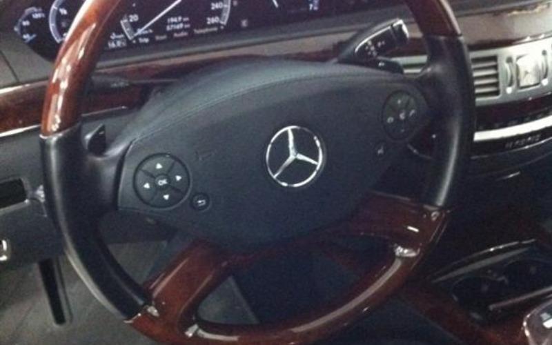 Xe Mercedes-Benz S400   2010