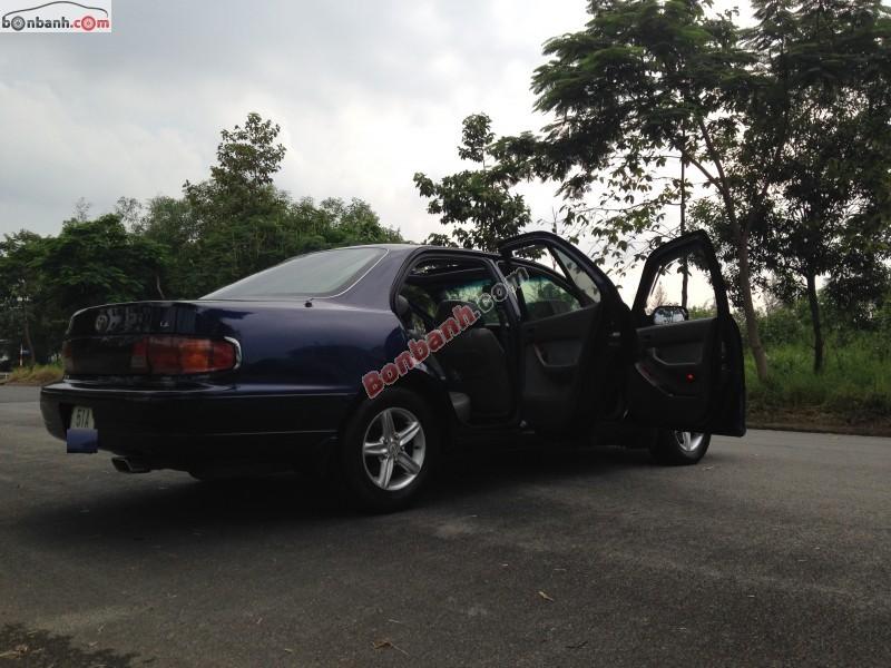 Xe Toyota Camry 1992, nhập khẩu nguyên chiếc, số tự động cần bán