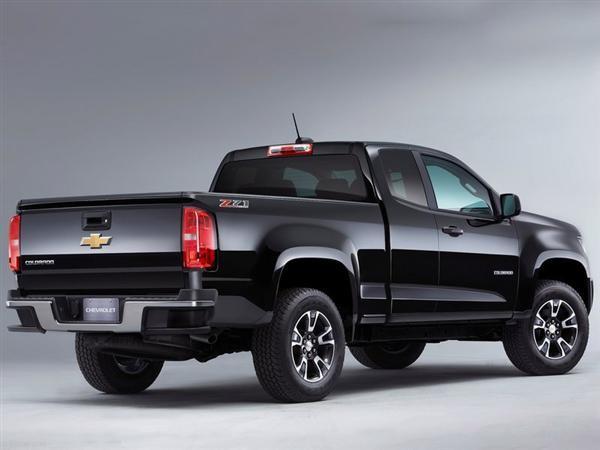 Xe Chevrolet Colorado  2013