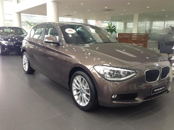 Xe BMW 1 Series 116   2015