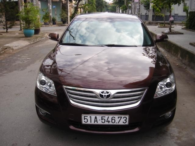 Xe Toyota Camry  2007