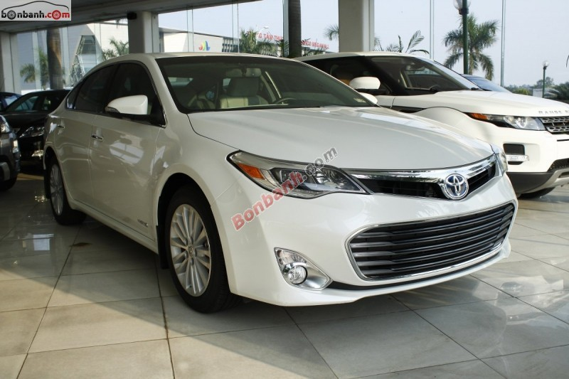 Xe Toyota Avalon Limited Hybrid 2014