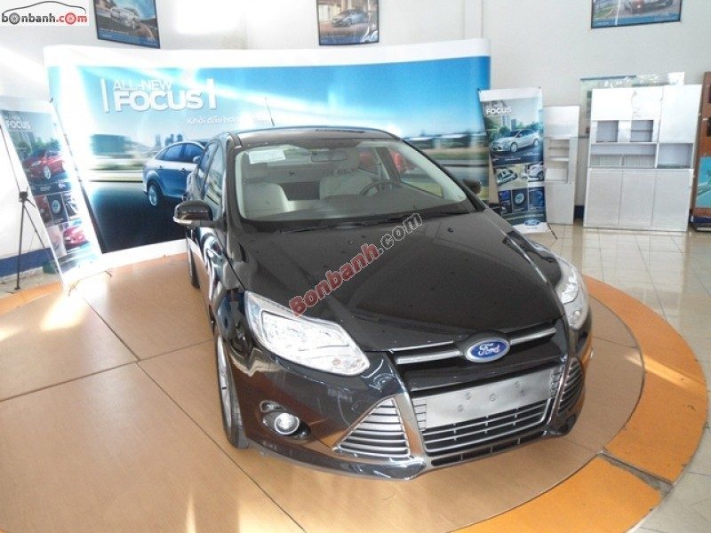 Xe Ford Focus 1.6 Trend AT 2015