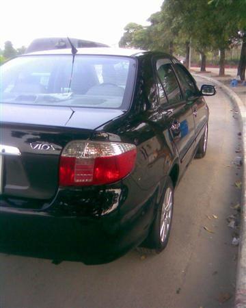 Xe Toyota Vios  2007