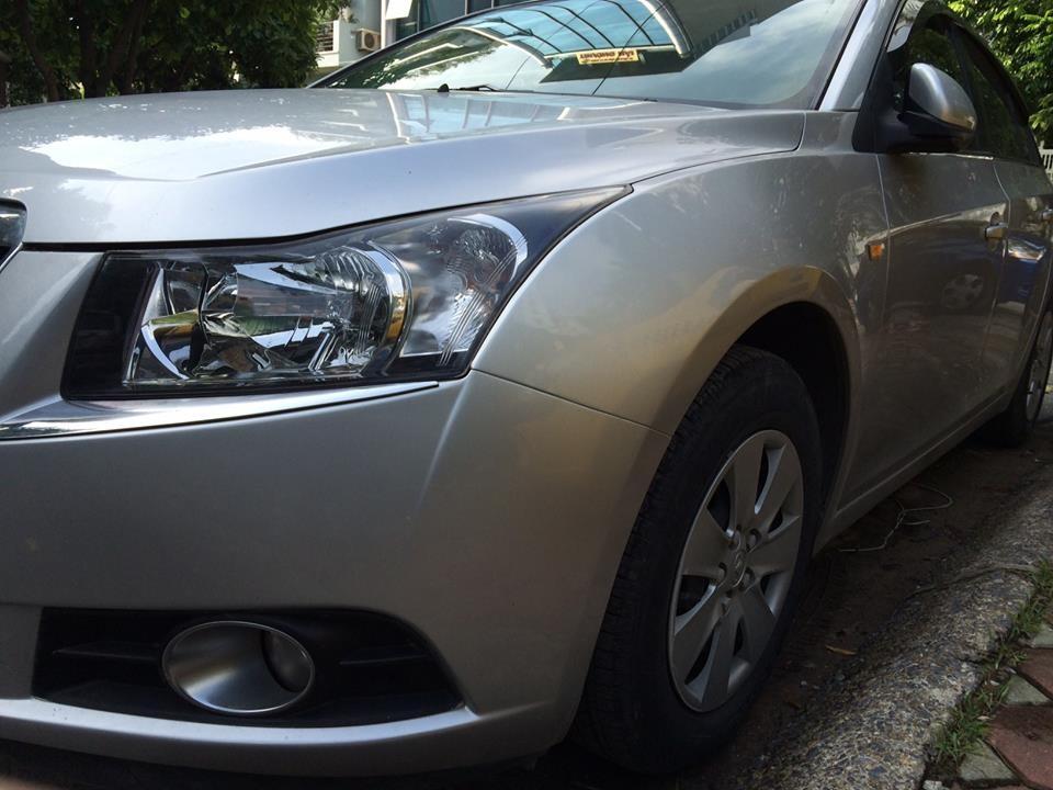 Xe Chevrolet Lacceti  2010