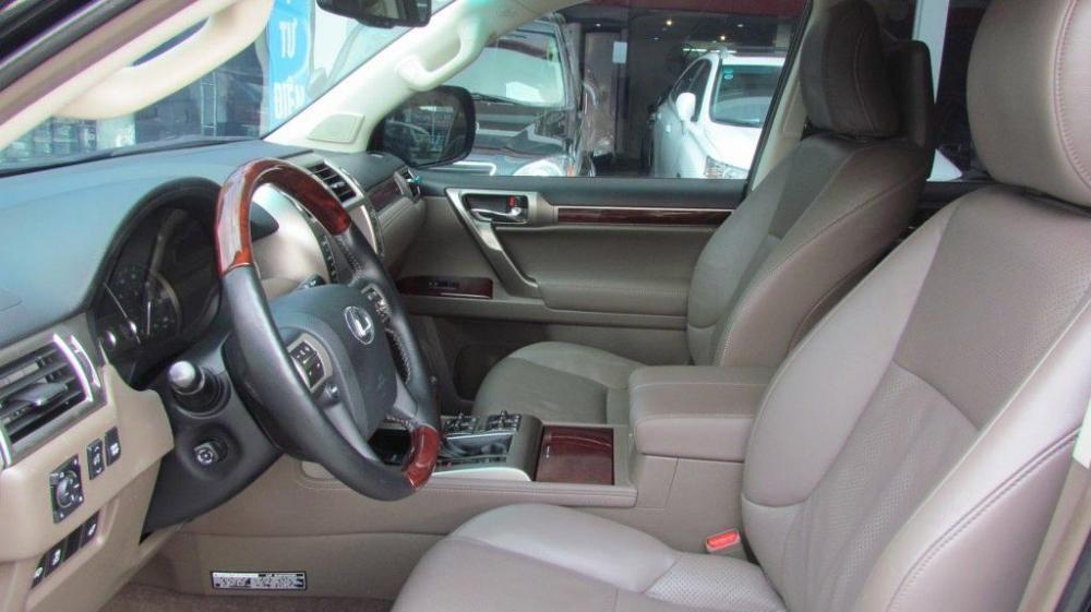 Xe Lexus GX  2011