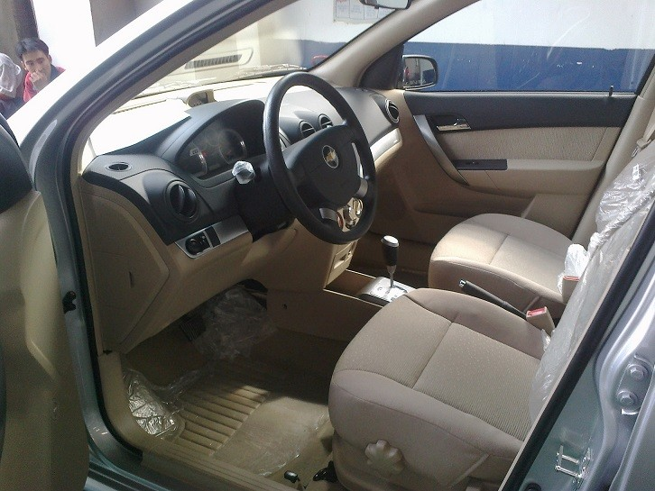 Xe Chevrolet Aveo  2014