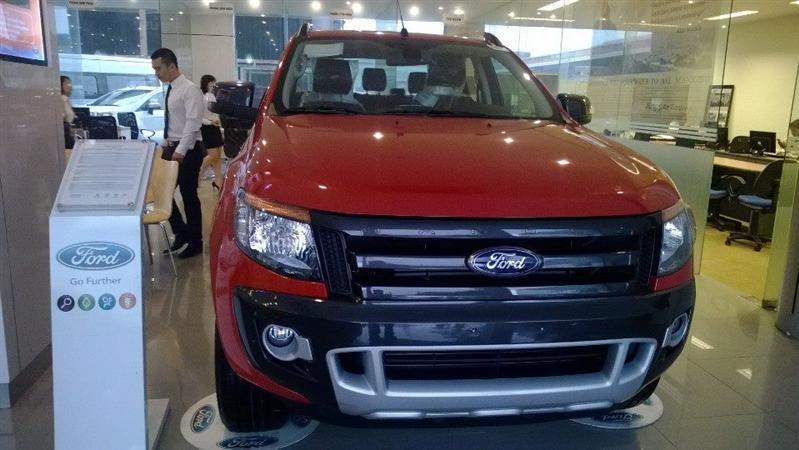 Xe Ford Ranger WT  2015