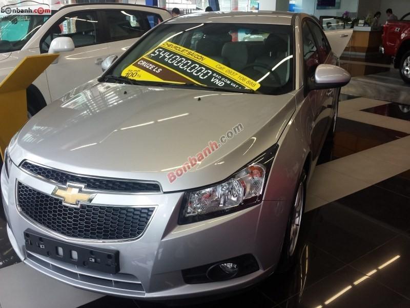 Xe Chevrolet Cruze LS 1.6 MT 2015