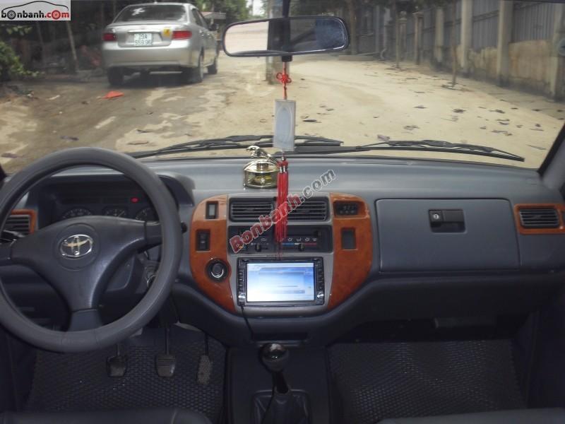 Xe Toyota Zace GL 2005