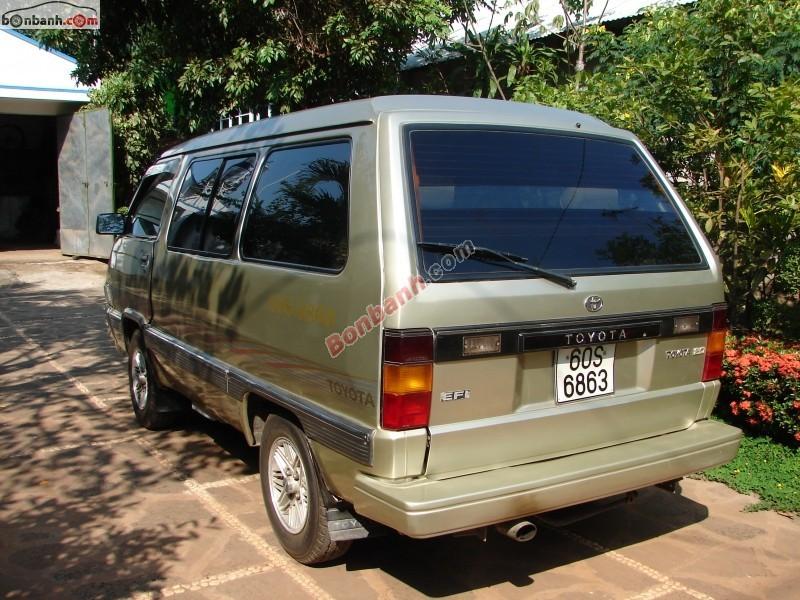 Xe Toyota  Khác Trước 1990