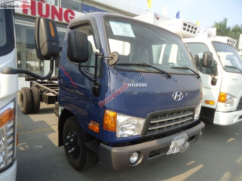 Bán xe Hyundai HD 65 đời 2015, nhập khẩu, giá chỉ 660 triệu