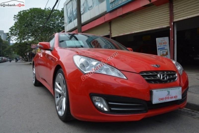 Xe Hyundai Genesis 2.0 2009