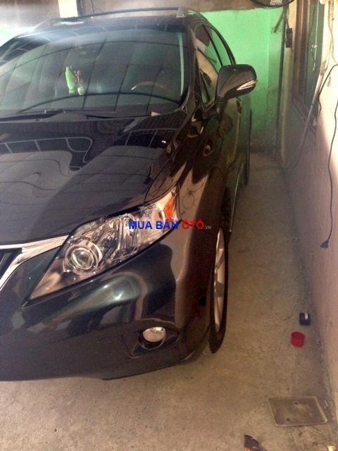 Xe Lexus RX350 3.2le 2010