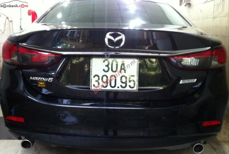 Xe Mazda 6  2014