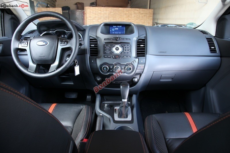 Xe Ford Ranger Wildtrak 2.2 2015