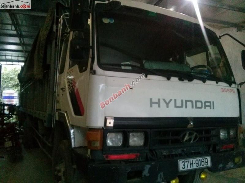 Xe Hyundai Hyundai khác Khác 1995